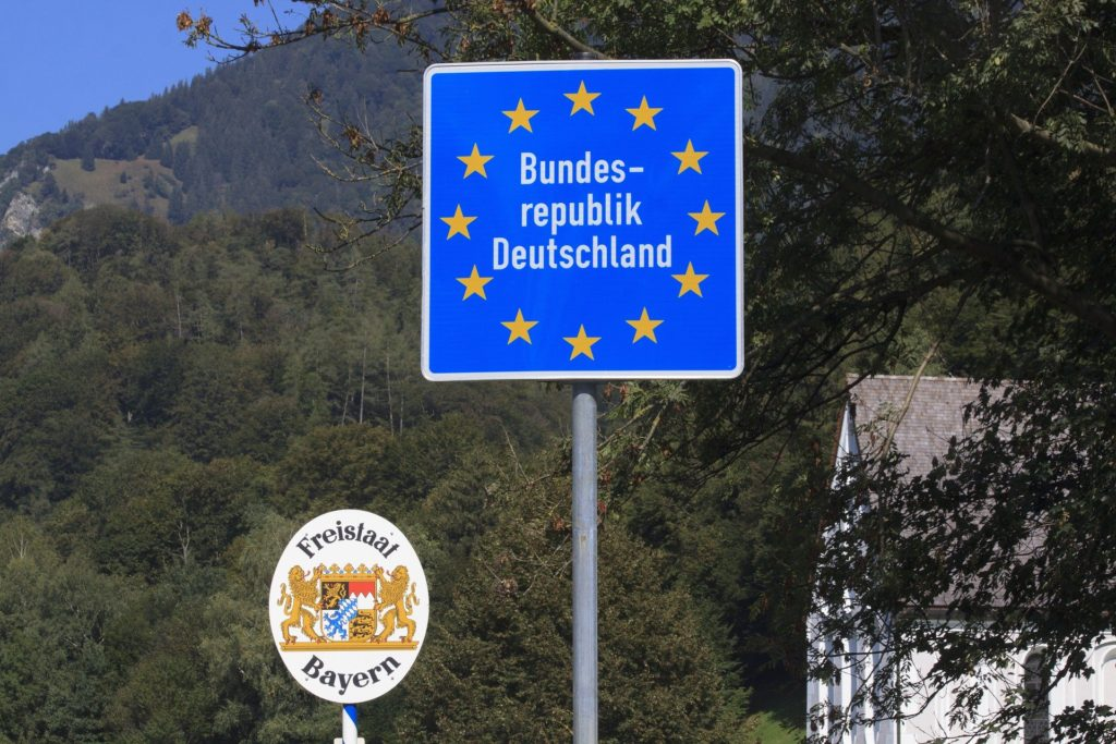 Germany announces to start loosening its border controls.