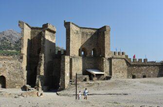 Crimea_Sudak_fortress 4404663_1280