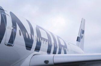Finnair Plus _finnair sustainability general a350 detail side wing data