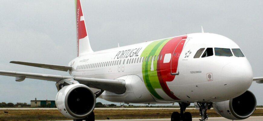 Москва - Лиссабон и не только _TAP_A320_2