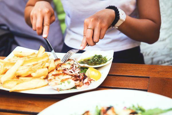 въезд в Словению для россиян 2021_istrian traditional seafood dish