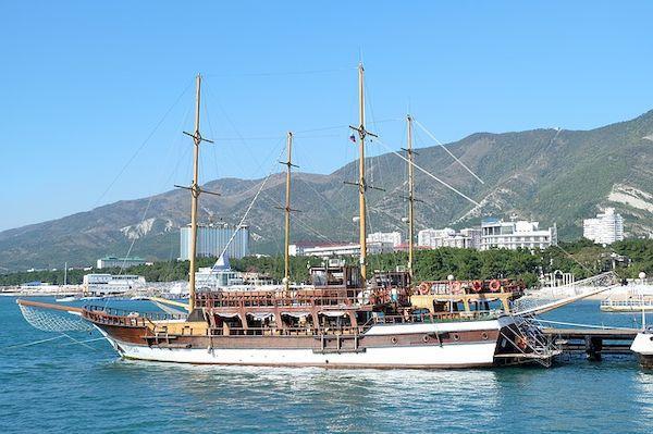 На Черное море в мае 2021 Геленджик