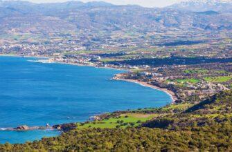 Кипр: горящие туры в июле 2021 _Cyprus Latchi Panorama