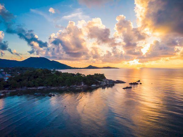 Остров Самуи с 15 июля 2021_samui sea ocean