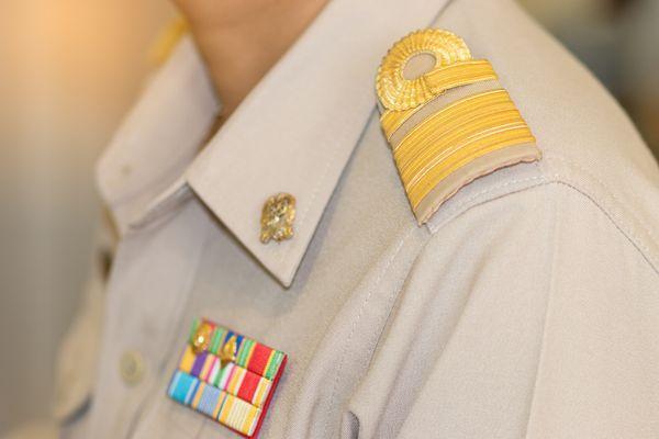 Программа Песочница Пхукета для россиян_Thai government uniform