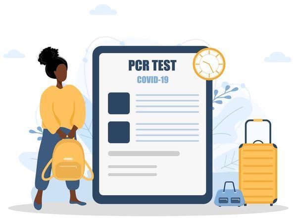 Правила въезда в Словению_PCR test