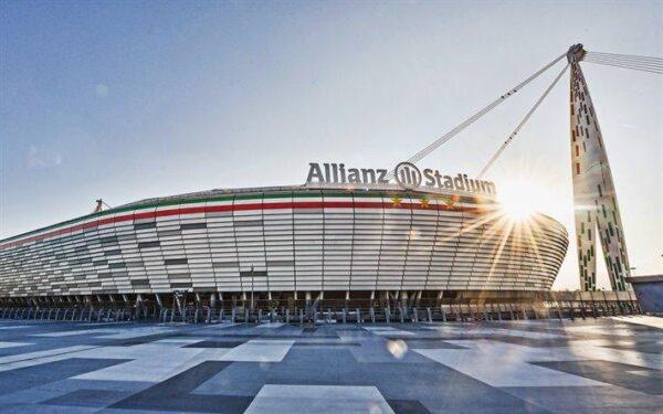 Green Passв Италии_juventus stadium allianz turin italy