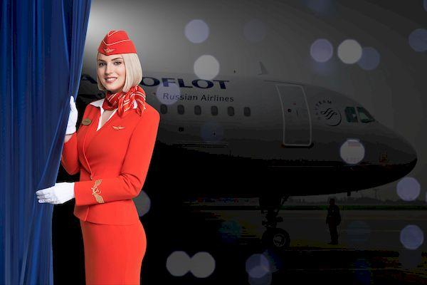 Шарм-эль-Шейх и Хургада: прямые рейсы из Москвы Аэрофлот_стюардесса_2