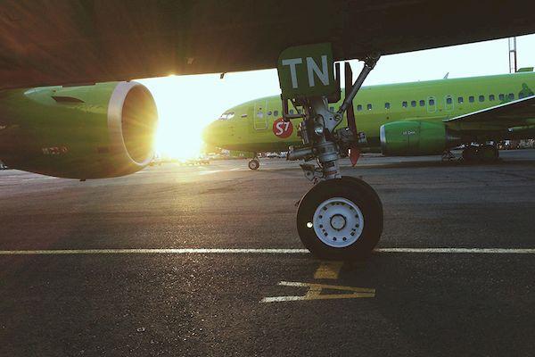 Шарм-эль-Шейх и Хургада: прямые рейсы из Москвы S7 Airlines _стоянка 5 4