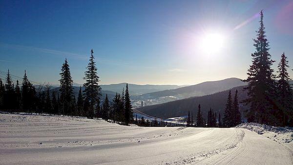 Туры Шерегеш из Москвы _sheregesh mountains winter preview