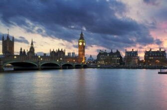 vezd v Angliyu s 4 oktyabrya big ben clock tower london