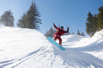 туры на Шерегеш из Москвы _snowboarder