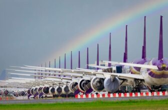 Таиланд откроется для туристов с 1 ноября _thai airways airplanes are line thailand